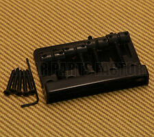 "BB-HS643 Black Economy Bridge For 4-Sting Bass 2.25 "" String Spacing"