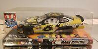 Hot Wheels Justice League Mark Martin Batman Nascar Car 1:24