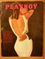 Playboy November 1967 * Good Condition * Free Shipping USA