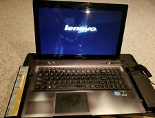 "Lenovo Y580 Gaming Notebook 15.6"" 1TB HDD, Intel i7, 2.4GHz, NVIDIA GTX660M"