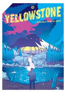 Yellowstone (Zwerchfell)