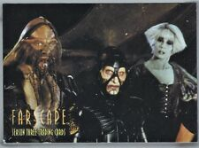 FARSCAPE SEASON 3 COMPLETE BASE SET 0f 72 TRADING CARDS by Rittenhouse