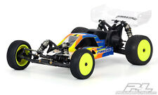 Sale! PROLINE PRO335900 BullDog CLEAR Body for Losi 22 with Mid Motor Config.