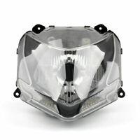 Faro gruppo ottico fanale anteriore Per Ducati 848 Streetfighter 09-13 Chiaro
