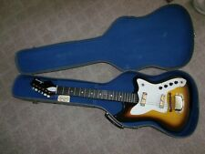 Vintage Harmony Bobkat Electric Guitar, 1966