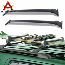 Top Roof Rack Cross Bar Crossbars Luggage Carrier New For Honda Pilot 2009-2015
