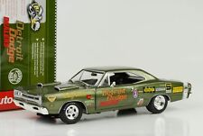 1969 Dodge Coronet Super Bee Wally Booth 1:18 Auto world Ertl