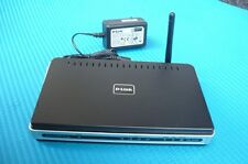 D-LINK DSL-2640R WIRLESS ADSL2+  MODEM ROUTER EXCELLENT CONDITION UK