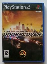 Need For Speed Undercover Under Cover Playstation 2 Two PS2 PS
