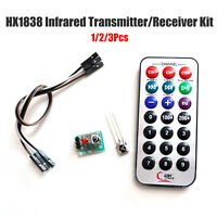 Brand New Raspberry Pi Infrared Remote Control IR Receiver Module DIY Kit HX1838