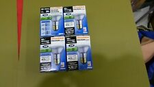 Lot of 4 - Sylvania Capsylite Halogen Flood Lamp Par20 39 Watt 120V Medium Base