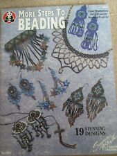 More Steps To Beading Book - Suzanne McNeill Designs
