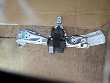 PEUGEOT 308 LEFT REAR WINDOW REG & MOTOR T7, HATCH, 02/08- 08 09 10 11 12 13