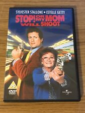 Stop Or My Mom Will Shoot (DVD, 2009)