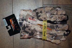 Sitka Gear Men's Pantanal GTX Glove 90142 Size L (Optifade Waterfowl) NWT