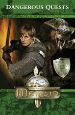 Merlin: Dangerous Quests (Merlin (younger readers)),Jacqueline Rayner