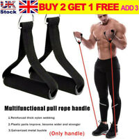 Yoga Pull Handles Resistance Bands Slip-proof Replacement Fitness Equipment  @sh