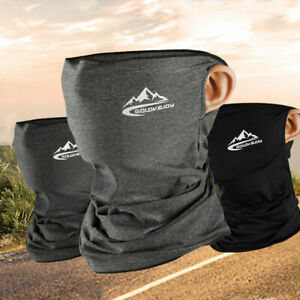 Neck Gaiter Bandana Half Face Mask Headband Face Cover Balaclava Scarf UK