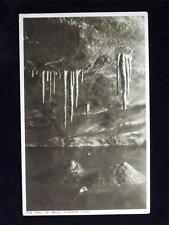 OLD POSTCARD OF THE PEAL OF BELLS CHEDDAR CAVES  - UNUSED