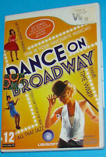 Dance on Broadway - Nintendo WII - PAL