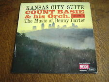 33 tours kansas city suite count basie & his orch. volume 2 the music of benny