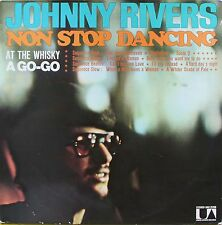"""Vinyle 33T Johnny Rivers """"Non stop dancing at the Whisky a Go-Go"""""""