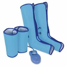 Air Leg Compression Massager Therapy Healthcare Pressure Circulation Cuff Foot