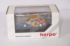 HERPA HO 1/87 ALFA ROMEO 155 V6 TI #18 SCHUBEL TEAM DTM 1994 1:43