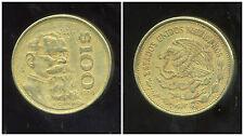 MEXIQUE 100 pesos 1988