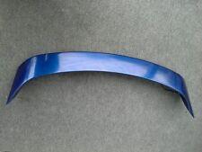 2003 - 2008 MAZDA 6 4DOOR SEDAN REAR WING SPLOIER BLUE OEM