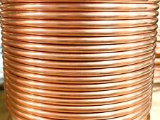 50 FT GROUND WIRE 4 AWG GAUGE SOLID BARE COPPER 200A SERVICE