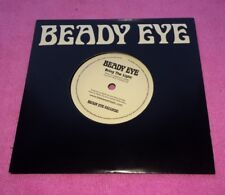 BEADY EYE BRING THE LIGHT PROMO SINGLE SIDED LIAM GALLAGHER OASIS RECORD LIMITED