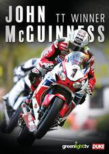 John McGuinness TT Winner DVD - New Item
