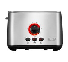 Unold Turbo 38955, Toaster (silber)