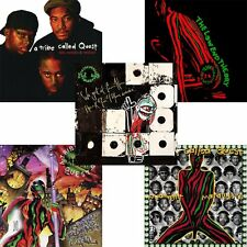 A TRIBE CALLED QUEST 7 LP - 5 Studio Albums + Rarities Collection SixAlbumBundle