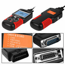 Universal Kfz OBD2 OBDII Diagnosegerät Diagnose Scanner Tester für Auto PKW LKW