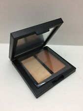 """BORGHESE CREME HIGHLIGHTER & BRONZER POWDER DUO """"RADIANCE""""- NO PACKAGING- NEW"""