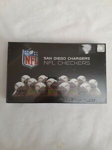 San Diego Chargers TEAM NFL CHECKERS Football Game