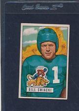 1951 Bowman #132 Bill Swiacki Lions EX 51B132-40615-1