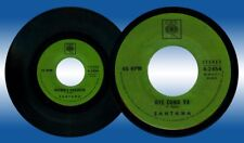 Philippines SANTANA Mother's Daughter 45rpm Record