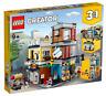 LEGO CREATOR 3 EN 1 TIENDA DE MASCOTAS Y CAFETERIA 9+ AÑOS 31097