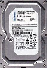 WD1601ABYS-23C0A0 dcm:HGRNHT2AGN s/n:WCAS.ThinkServer P45J9665 WD 160GB SATA 613