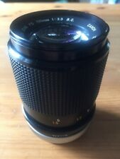 Canon FD 135mm Lens from JAPAN w/ case Telephoto lens photography vintage