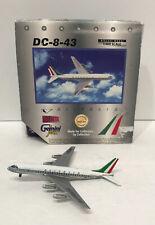 Gemini Jets Alitalia McDonnell Douglas DC-8-43 1960s I-DIWA GJAZA157 1:400