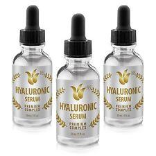Protect From Premature Aging - Hyaluronic Serum 30ml - Potassium Cream 3B