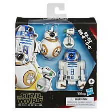 Star Wars Galaxy Of Adventures R2-D2, BB-8, D-O Action Figure 3 Pack