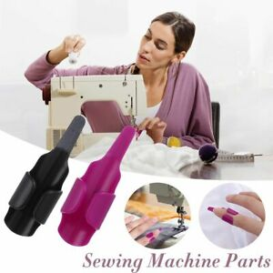 Cross Stitch Tools Sewing Accessories Finger Gloves Sewing Finger Pusher