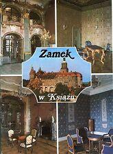 Old Postcard-Zamek w ksiazu