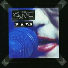 The Cure - Paris  (Live at Zenith 1992)   New CD (sealed)