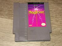 Magician Nintendo Nes Cleaned & Tested Authentic